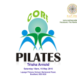 Pilates 16 May Trisha Arnold