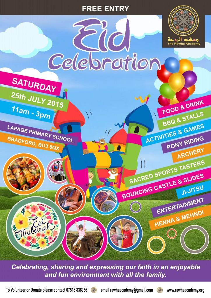 Eid Celebration Poster-3